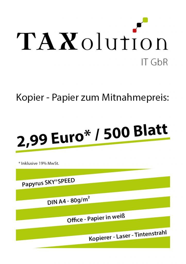 kopierpapier Officepapier