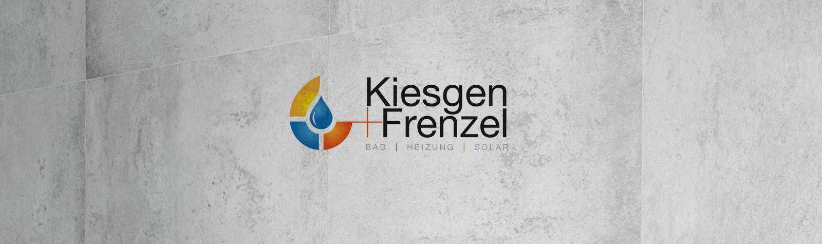 Kiesgen + Frenzel / Heizung & Sanitär – Neuer Flyer